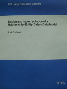 Object relational databases phd thesis